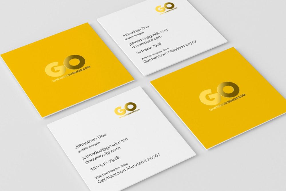 Silk Laminated Business Card | Printing Brooklyn