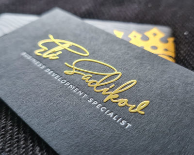 Luxury Business Cards 26