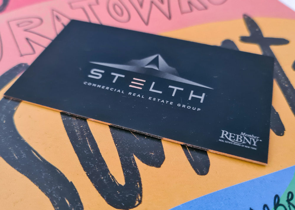 Luxury Business Cards X 5