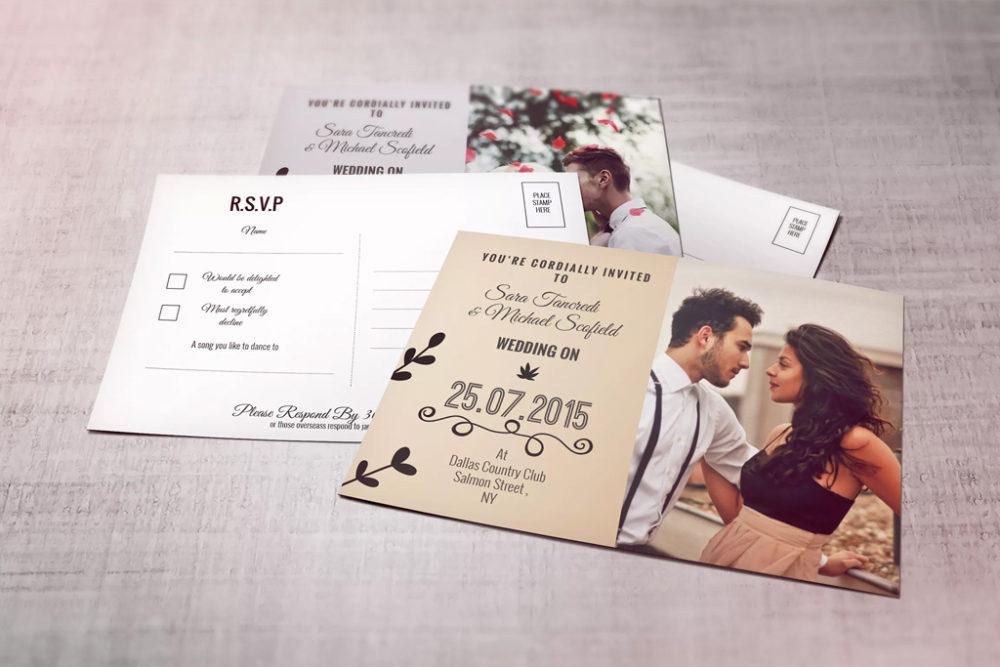 Silk Laminated Postcards   Printing Brooklyn